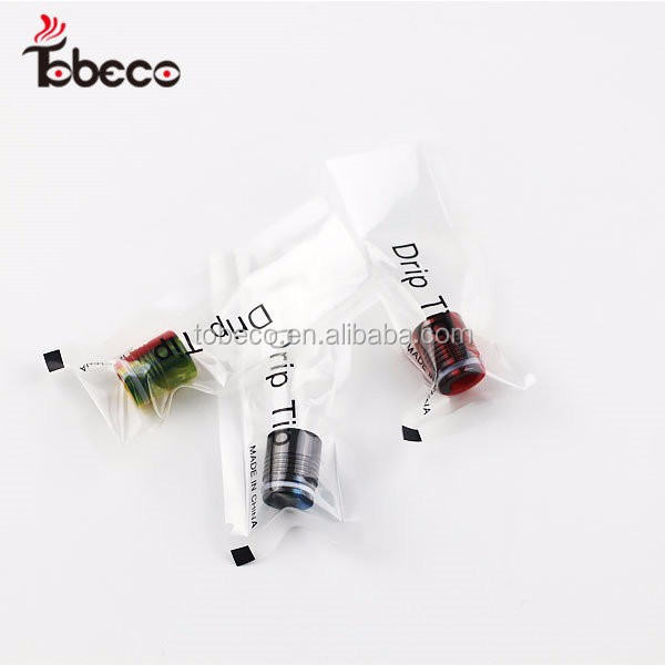 TFV8 baby drip tip/TFV8 baby epoxy resin drip tips colorful different style TFV8 510 baby drip tips