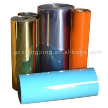 Clear/transparent PVC rigid sheet film in roll for pharmaceutical packing