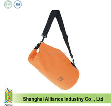 waterproof dry bag with roll top and shoulder straps (TM-DS-010)