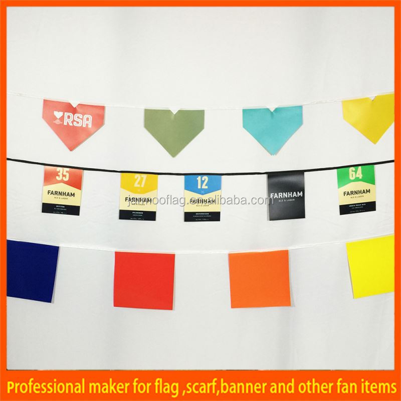 Factory outdoor digital printing bunting photo