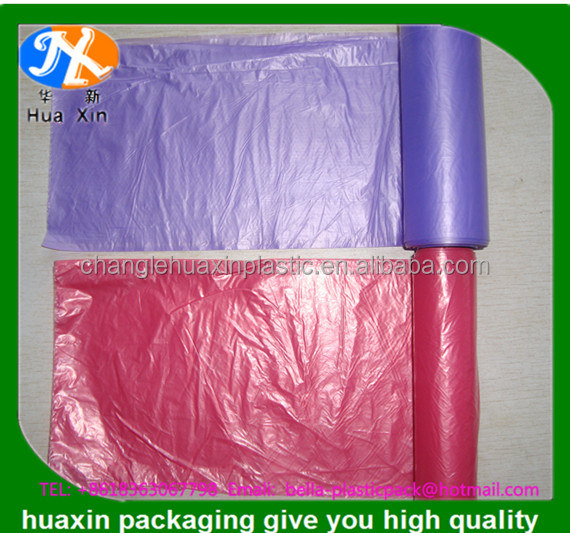 Factory Direct Sales OXO Biodegradable Plastic Garbage Bag