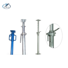 Weight For Construction Material Adjustable Steel Scaffolding Prop