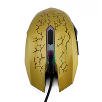 6D mouse skills practice learning game 2.4g gamer mouse