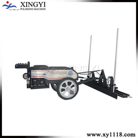 concrete laser screed machine for construction