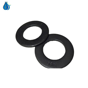 Hot sales & high quality water jet machine parts washer hardened cap plated