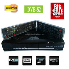 Hot model dvb-s2 set top box mini fta receiver software for middle asia