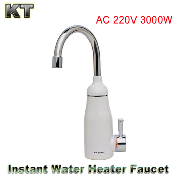 220v 110v Tankless heating tap water faucet electric hot instant water heater