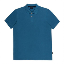 Eco Friendly Series High quality blank Mens bamboo Polo t shirt