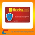 128GSM Aluminum Paper For RFID blocking Credit card guard/RFID Blocking Protective Credit Card