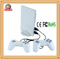 8 Bit with cartridge available for ps2/ps3 console
