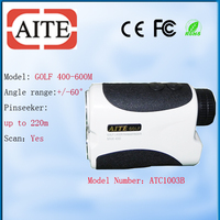 800 meter Aite Laser Golf and Angle Range Finder for China Golf Club