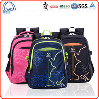 Wholesale 2016 New Brand Junior High Class Backpacks Colleage Students School Bags Young Girls and Boys Jacquard Backpack