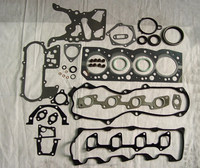 high quality cylinder head gasket kit for TOYOTA 2L METAL OEM NO.04111-54084