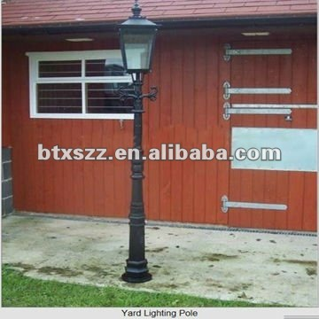 garden outdoor street antique cast iron street lights