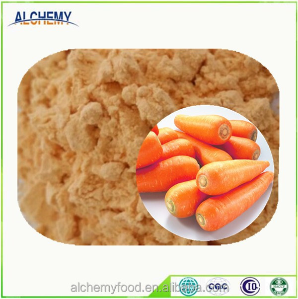 dried carrot powder, carrot powder for sale