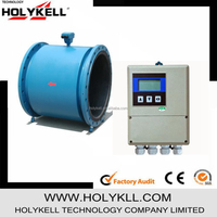 Water Pump PVC Electromagnetic Flow Meter Model:4800E