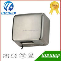 China factory wzwiyi hot selling autoamtic hand dryer abs plastic hand dryer with ozone