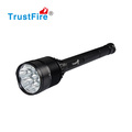 TrustFire 7 CREE LED 8000 lumen led flashlight 5000mAh Rechargeable Aviation Aluminum Alloy Multifunctional Torch