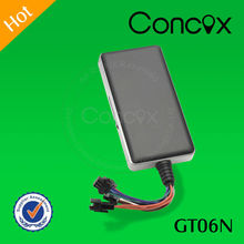 Google map real time monitor Concox GT06N high sensitivity tracker like the security steward for your car