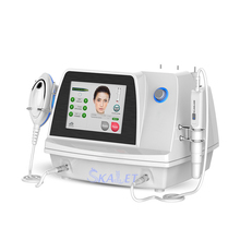 2018 Professional face use supersonic HIFU Skin tighten machine 360 degrees no dead angle Ultrasound face lifting machine
