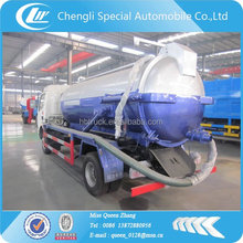 5000L Dongfeng sewage truck for sale