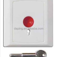Wired Panic Button For Emergency Calling
