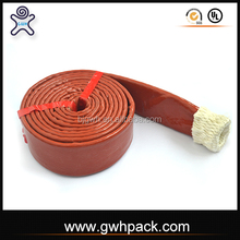 Insulation Materials & Elements Silicone Fiberglass thermal sleevings 1/2 inch fire hose