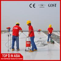 Reinforce TPO waterproofing membrane for metal roof