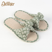 Comfortable Disposable Hotel Female Slippers