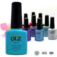 QLZ gel polish for led lamp uv nail gel