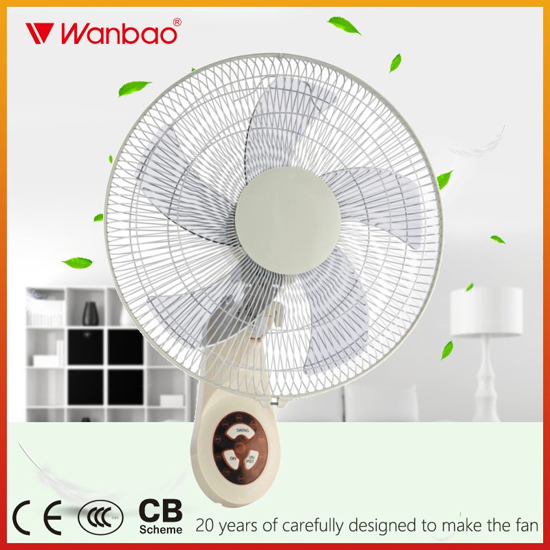 16 inch wall mounted fan oscillating wall fan low price best quality