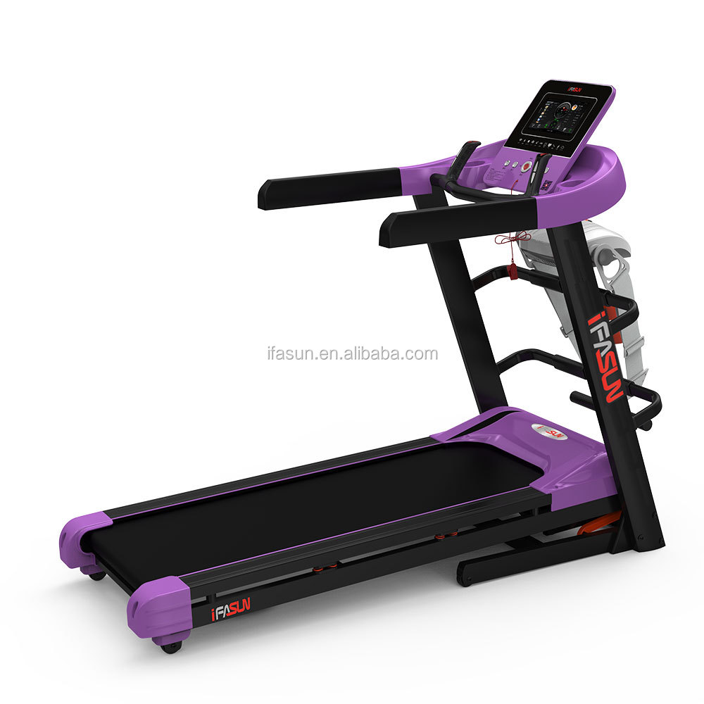 9 Inch Touch Screen Running Machine Fitness Electric Treadmill Control Board Walking Max Fit Vigor Treadmill