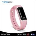 New Arrival Transtek bluetooth sport bracelet with heart rate measurement