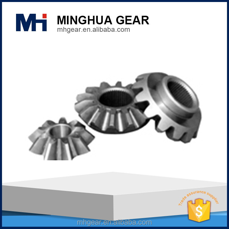 china made professional straight truck bevel gear and crown gear