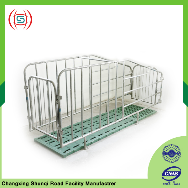 Hot sale durable pig cage farming equipment with high quality