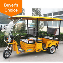 Multi Function battery operated tricycle
