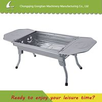 portable charcoal bbq grill as seen on tv