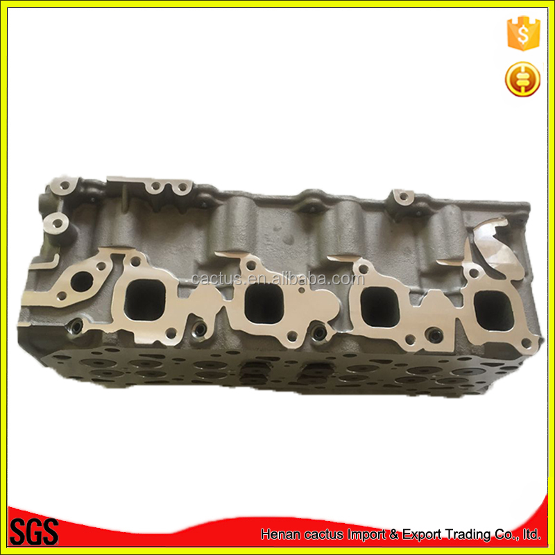 16 Valves Auto Engine Parts Complete ZD30 Cylinder Head Assy 7701061586 for Nissans Mascott 3.0CDTI