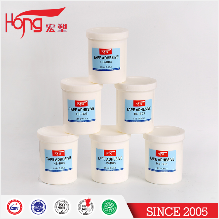Reliable Factory high temperature adhesives packing tape glue