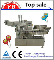 Best price packing lollipop candy machine