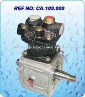ISUZU air brake compressor