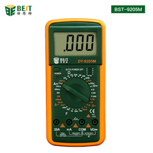 BEST 9205M Handheld LCD Screen standard Digital Multimeter With buzzer and frequency