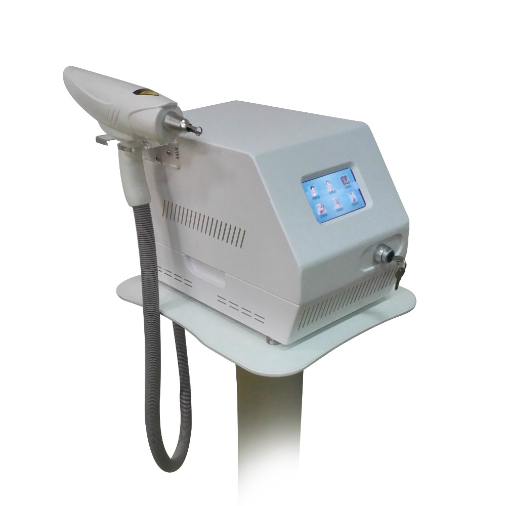 2017 Newest LNd Yag Laser Tattoo Removal/beauty salon used laser tattoo removal machine with EU CE