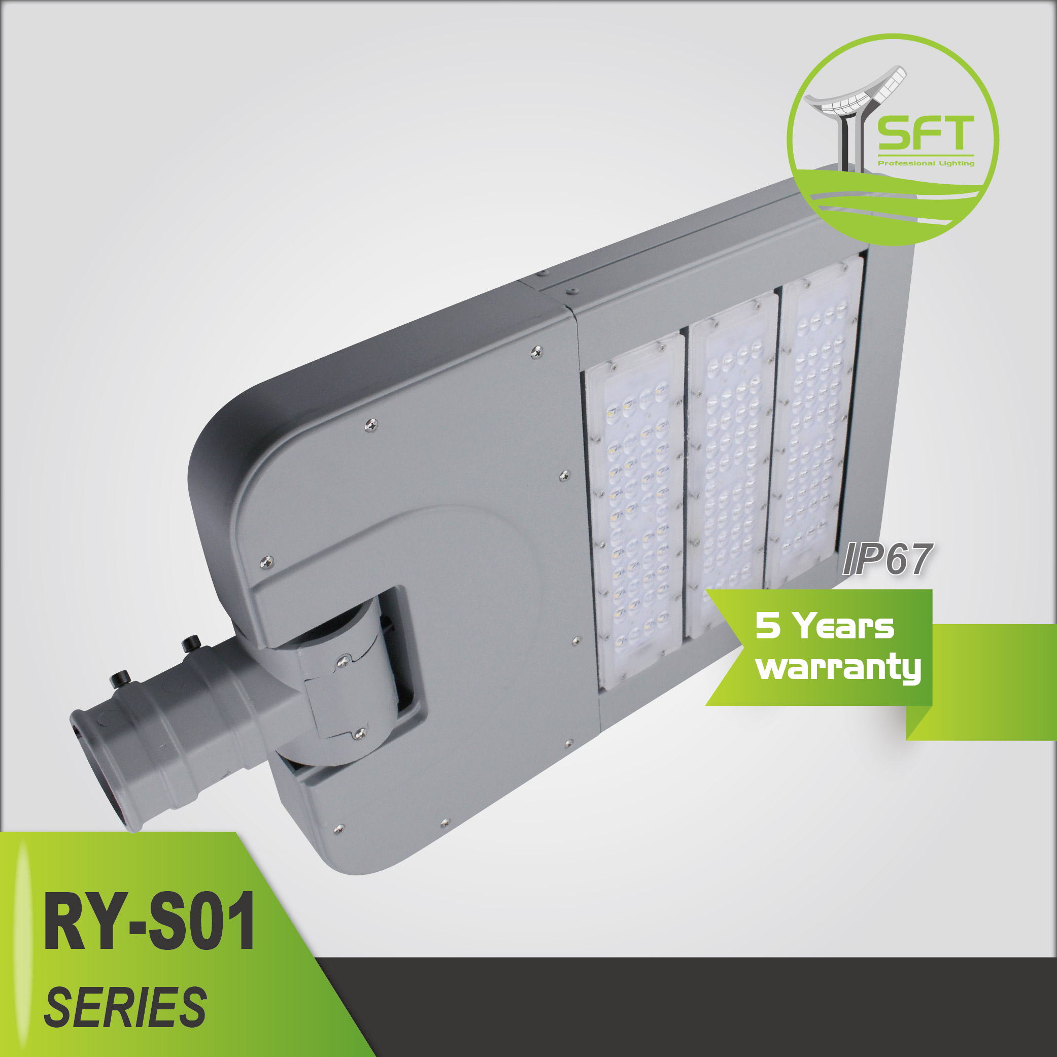New promotion retrofit led street light advanced lens system ip 66 150w For Football Stadium