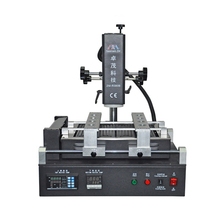 2015 Zhuomao low cost bga rework station ZM-R380B bga reballing machine better sctole ir6000