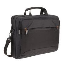 Wholesale high quality 17 inch polyester cross laptop bag