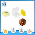 Soundproof CE Certificate Soft Foam Earplug