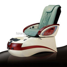 Newest style luxury egg shaped wicker chairs/ spa pedicure massage chairs170