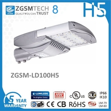ZGSM led street light street lamp 100W