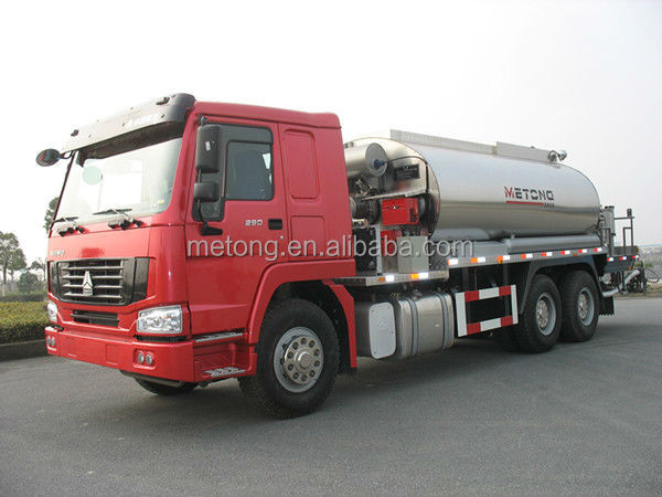 road building China manufacturer Easy to operate Asphalt Distributor Pump Truck For Sale